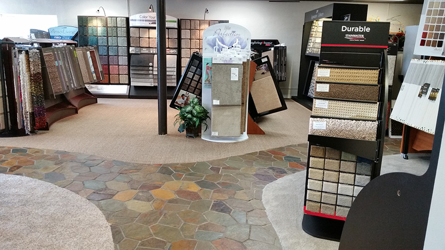 Interior of Riverchase Carpet and Flooring