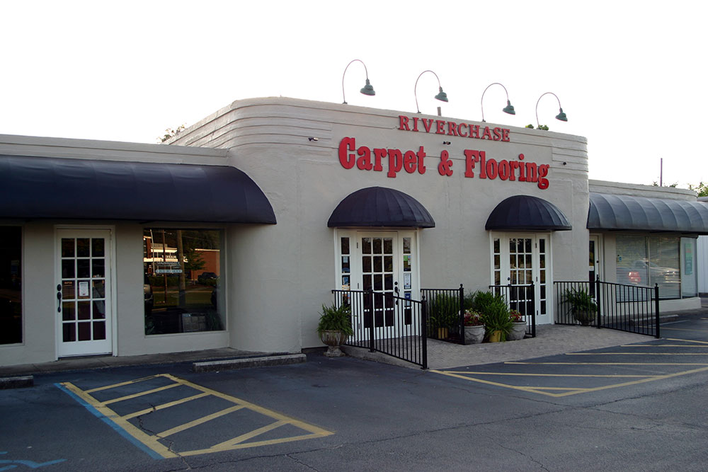 Riverchase Crpet & Flooring building front